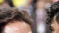 Trenér Realu Fabio Capello (vlevo) s koučem odvěkého rivala z Barcelony Frankem Rijkaardem.