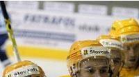 Radost hokejistů Trenčína