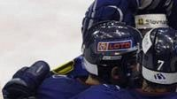 Radost hokejistů Slovanu Bratislava