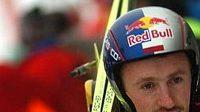 Polský skokan na lyžích Adam Malysz