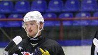 Michal Mikeska (nahoře uprostřed) s novými spoluhráči z Novosibirsku