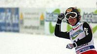 Skokan na lyžích Simon Ammann - ilustrační foto