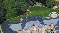 Dům v anglickém Prestbury, který vlastní Wayne Rooney s manželkou.