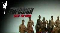 Bojovníci, kteří se představili v reality show Enfusion