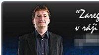 Komentátor Jaromír Bosák v reklamě, o které nevěděl