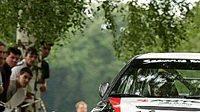 Karel Trněný při Rallye Bohemia.