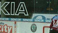 Hokejisté Zlína první zápas na Spartě prohráli.