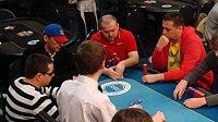 Probíhající turnaj Česke Pokerové Tour