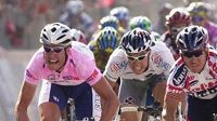 Archivní foto ze závodu Giro d'Italia.