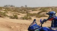 Motocyklista Martin Macek během přípravy na Rallye Dakar.