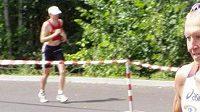 Český triatlonista Petr Vabroušek