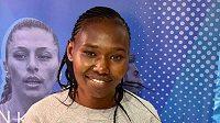 Keňská vytrvalkyně Ruth Chepngetichová