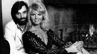 George Best se svou manželkou Angie