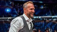 Ondřej Novotný - spolumajitel organizace Oktagon MMA