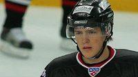 Ruský hokejista Alexej Čerepanov