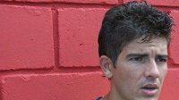 Brazilský fotbalista Alisson líčí, jak ho napadl policejní pes.