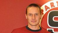 Tomáš Zápotočný už oblékl dres Sparty.