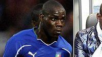 Fotbalista Mario Balotelli z Interu Milán přestoupil do Manchesteru City.