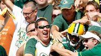 Fanoušci Packers své hráče skutečně milují
