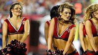Cheerleaders Buccanneers mají důvod k radosti – tým má před sebou růžovou budoucnost