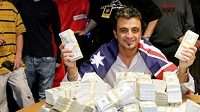 V tomto roce si buy in 10.000 $ zaplatilo 21 hráčů