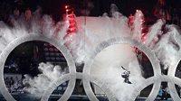 Olympiáda se v budoucnu možná nedostane na české obrazovky.