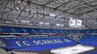 Takto by měl stadion FC Schalke 04 vypadat při hokejovém MS