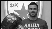 Fotbalista Miloš Gogič.