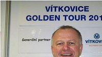 Golden Tour si zahrála i fotbalová legenda Verner Lička