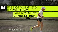 Jon Sutherland běhá každý den nepřetržitě 46 let!