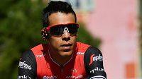 Kolumbijský cyklista Jarlinson Pantano měl pozitivní dopingový test.