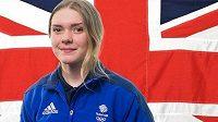 Ellie Soutterová patří k velkým nadějím britského sportu.