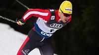 Rakouský běžec na lyžích Dominik Baldauf dostal za doping pětiměsíční podmínku.