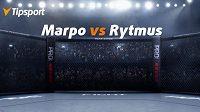 Vsaďte si na bitvu Marpo vs. Rytmus a získejte 150 Kč zdarma
