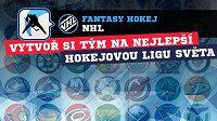 Fantasy NHL je spuštěno.