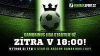 Gambrinus liga startuje už zítra. Vytvořte si tým a ovládněte Gambrinus ligu!