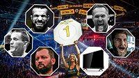 Kdo má největší vliv v českém MMA?
