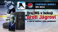 Fantasy MS v hokeji 2014 je tu!