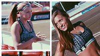 Pohledná Caitlin Adamsová se rozhodla, hodlá přeběhnout USA za 60 dnů.