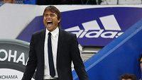 Trenér Antonio Conte slavil při premiéře na lavičce Chelsea vítězství.