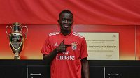 Šestnáctiletý talent Ronaldo Camará.