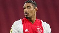 Sébastien Haller je nejdražší posilou Ajaxu v historii klubu.