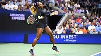 Serena Williamsová se představila v overalu.