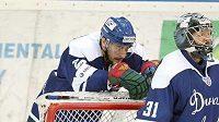 Hokejisté Dynama Moskva - ilustrační fotografie