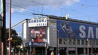 Zimní stadion v Bratislavě Samsung Arena