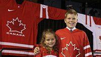 Kanadské barvy by podle Johnsona měly na domácí olympiádě slavit triumf.