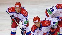 Hokejisté CSKA Moskva