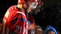 Fanoušci Lokomotivu Jaroslavl věří, že jejich klub nezanikne