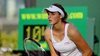 Tenistka Kristýna Plíšková