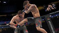 Záběry ze hry UFC 4